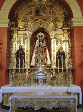 El sábado 19 de agosto se celebran los cultos mensuales