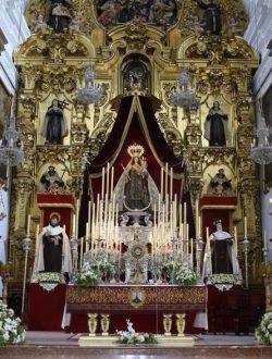 Novena a la Santísima Virgen del Carmen