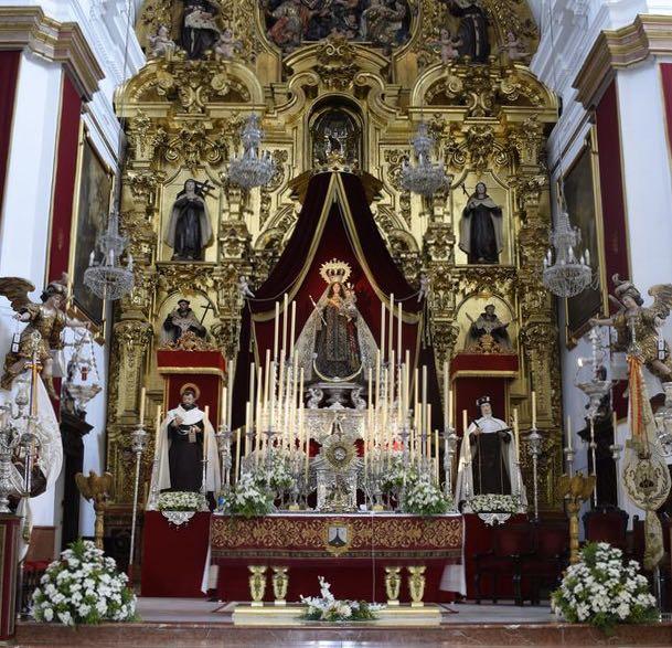 Novena Virgen Carmen