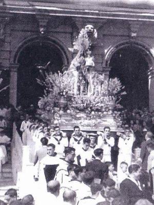 Coronación de la Virgen