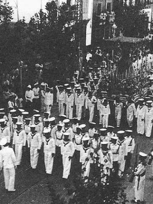 La Virgen del Carmen y la Armada Española