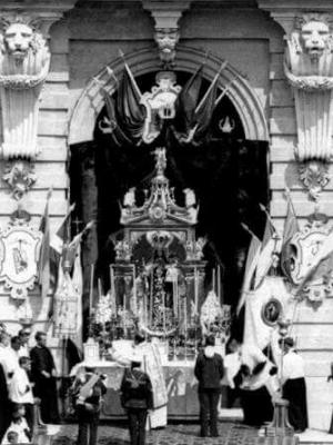 La Virgen del Carmen y la Ciudad de San Fernando