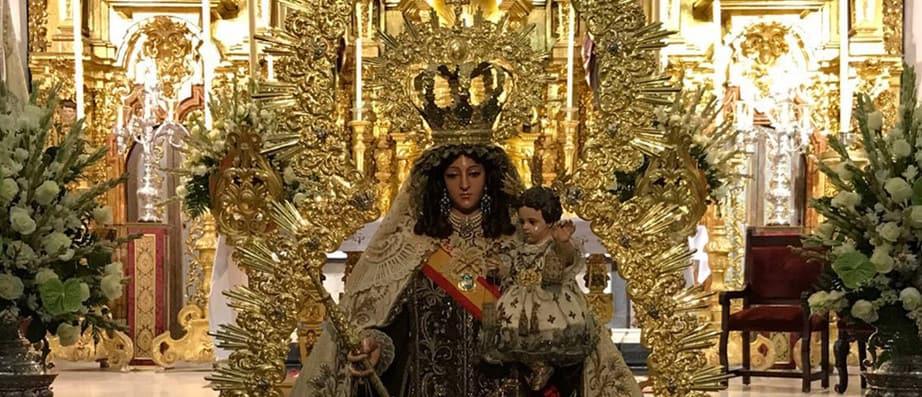 Función conmemorativa del LXVII Aniversario de la Coronación Canónica