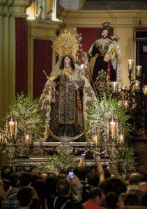 Traslado a la Iglesia Mayor y Corpus Christi 2017