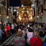 Novena a la Virgen del Carmen. 2017