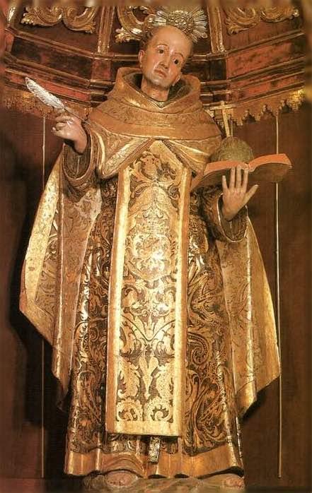 Primer día del Triduo a San Juan de la Cruz