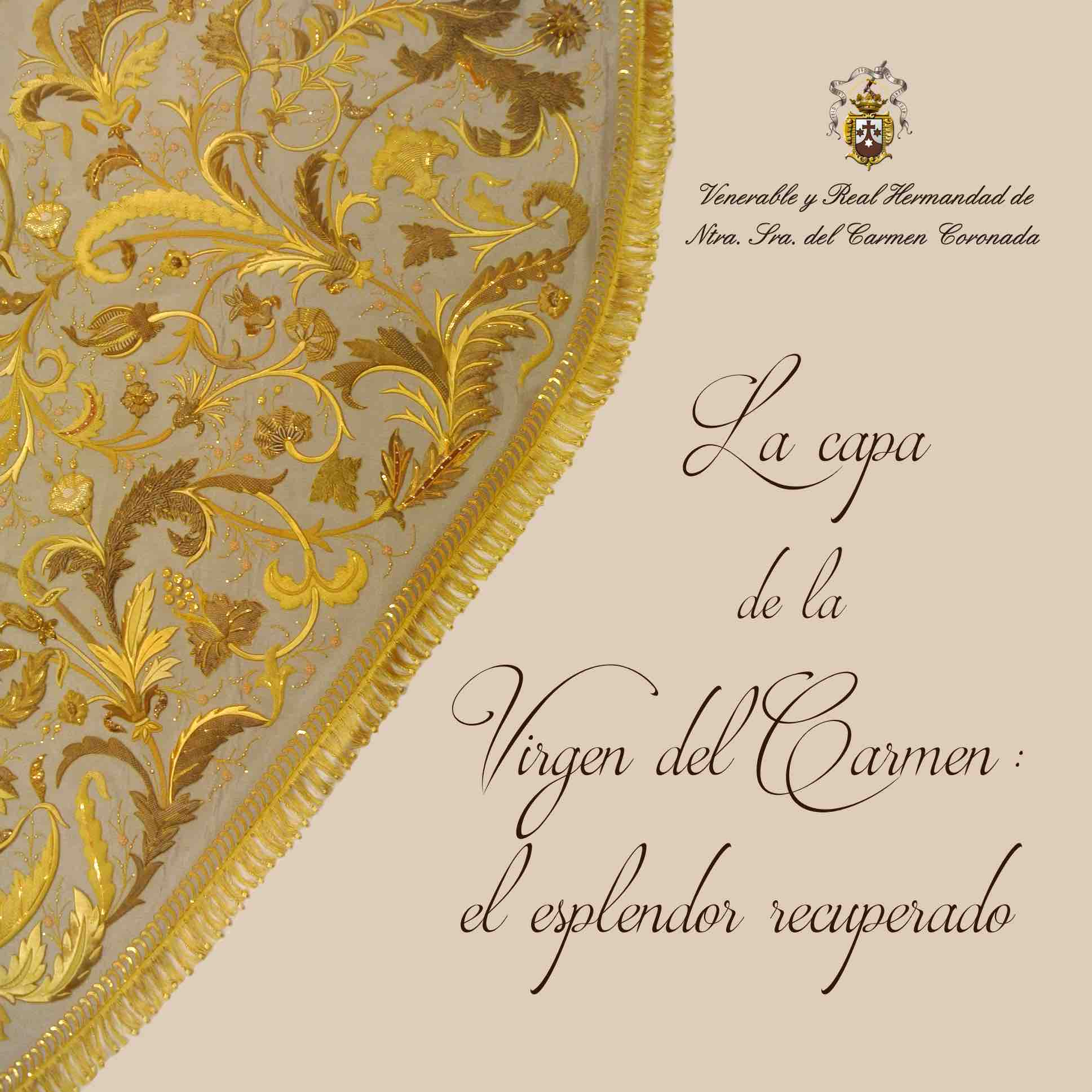 La capa de la Virgen del Carmen