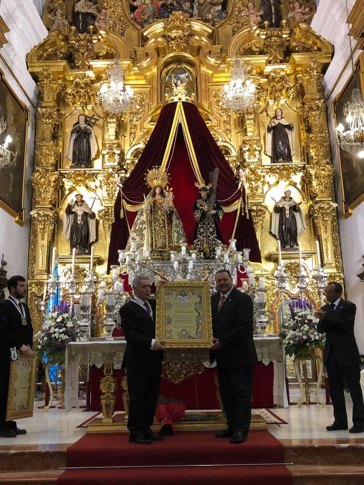 Hermanamiento Nazareno-Carmen