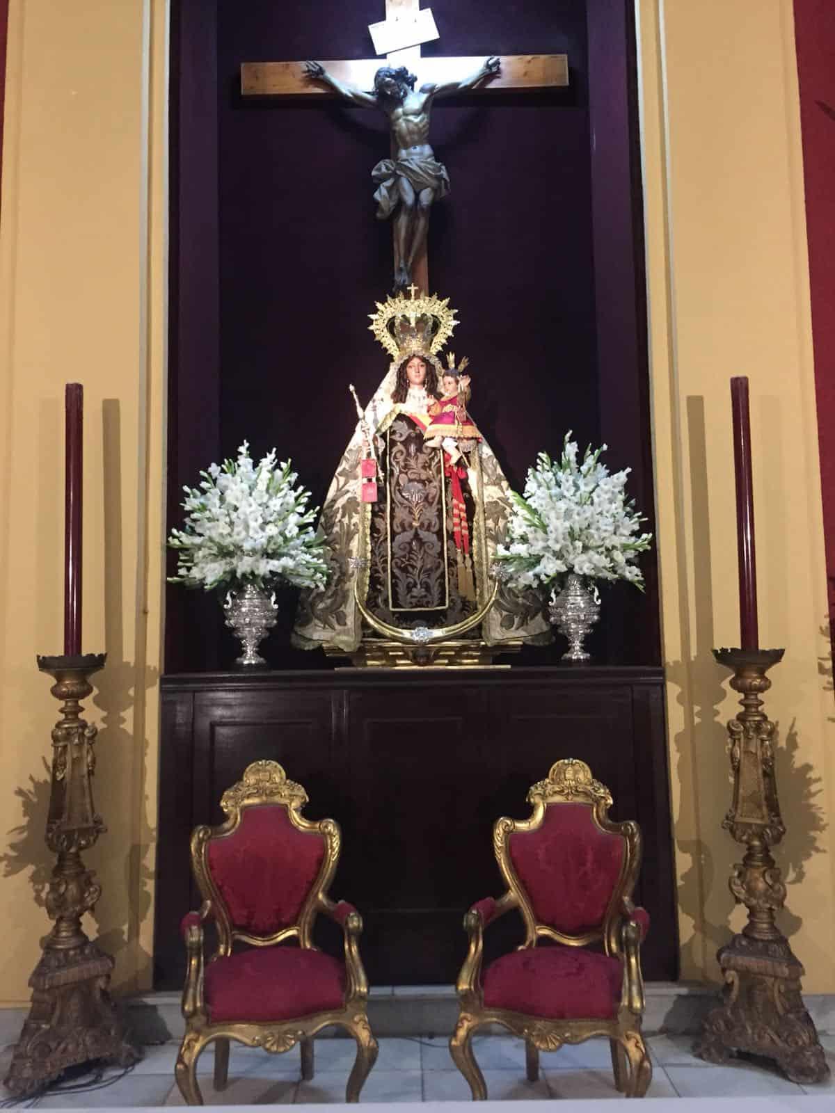 Virgen del Carmen