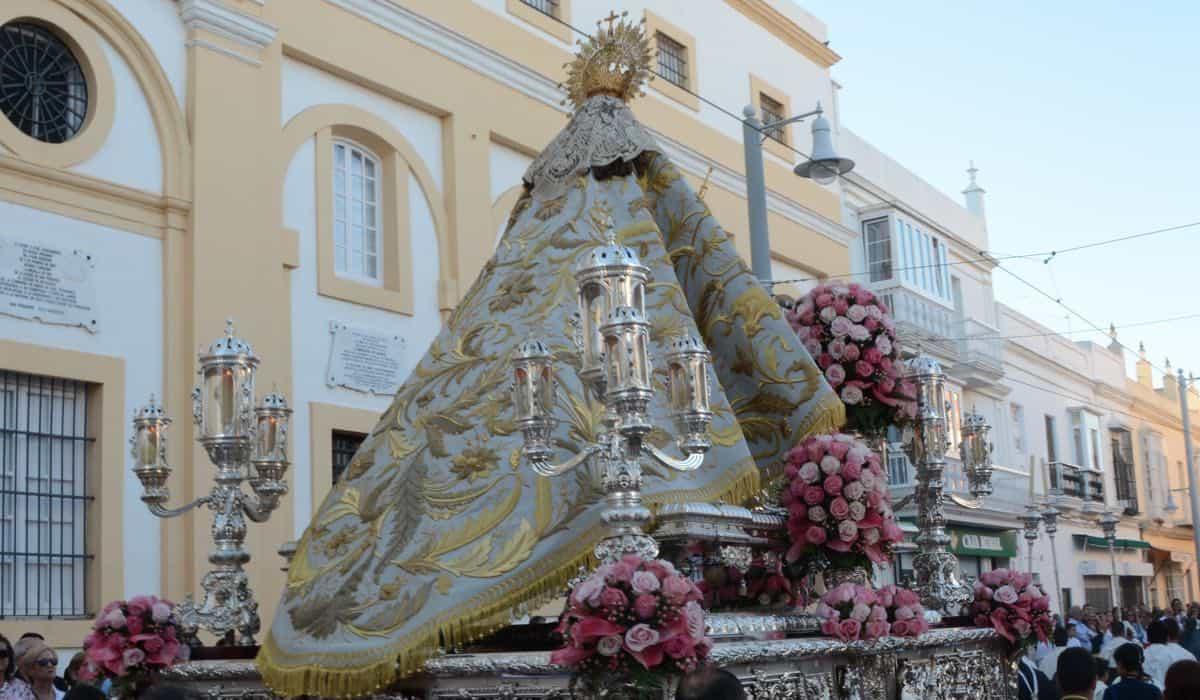 Paso Virgen