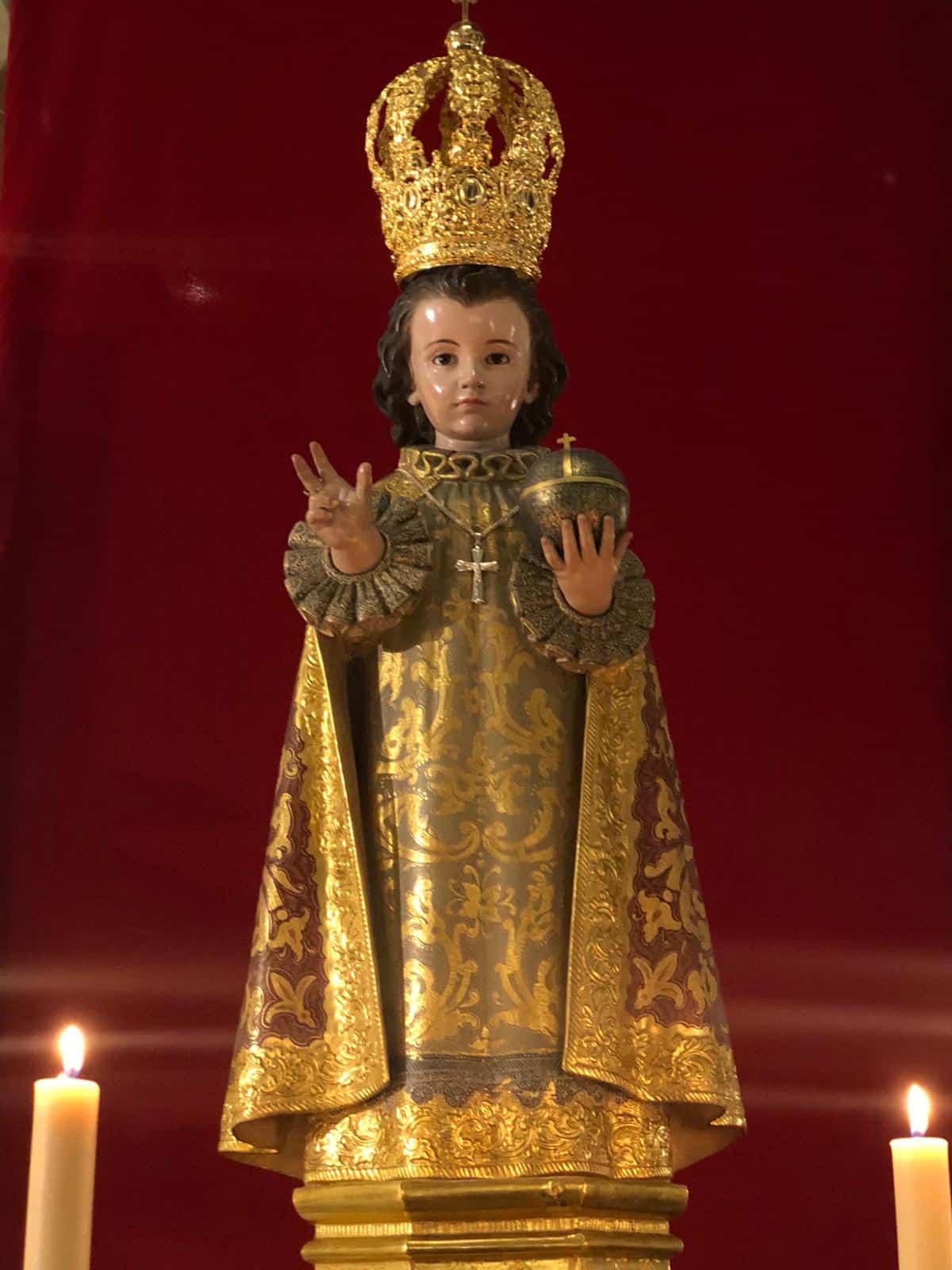 Triduo Niño Jesús Praga
