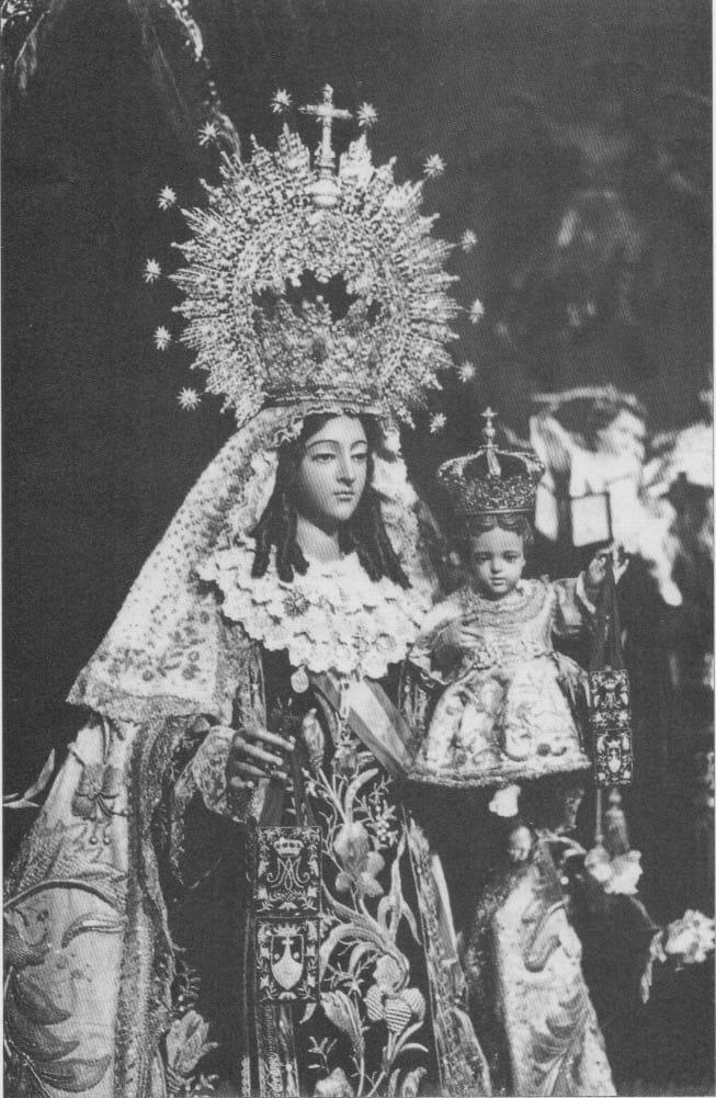 Hoy Festividad de San Simón Stock, celebramos el 322 aniversario de la licencia fundacional de la Hermandad