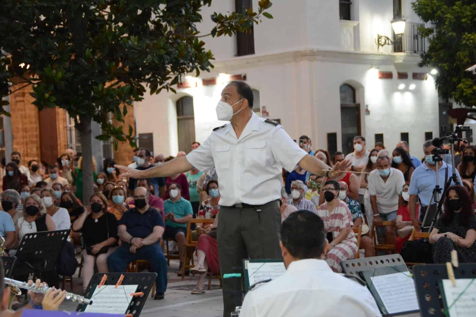 Concierto Agripino Lozano 16-07-2021 - 4