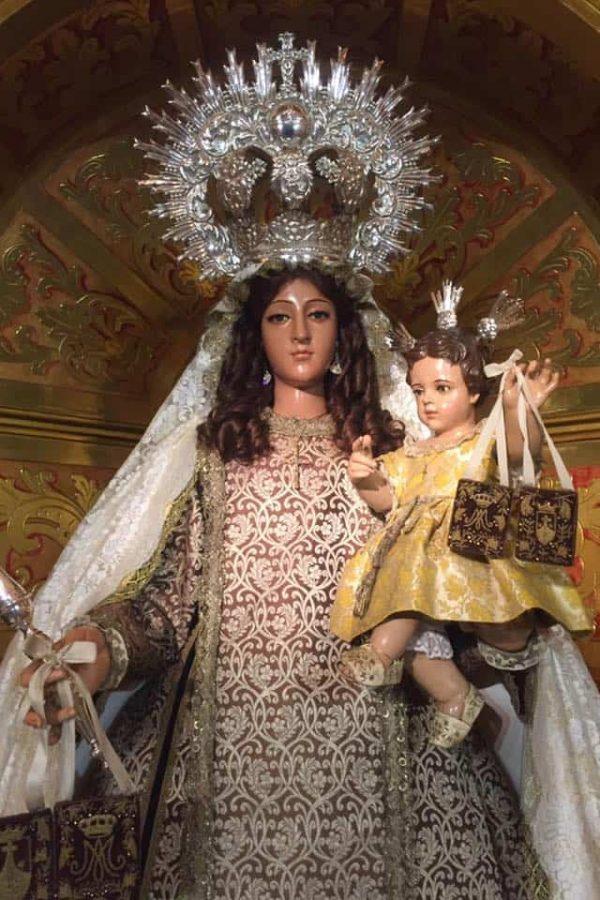 Ntra. Sra. del Carmen Coronada